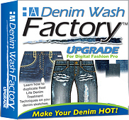 Denim Wash Factory for designing denim jeans
