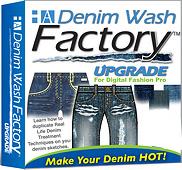 Denim Wash Factory for designing denim jeans