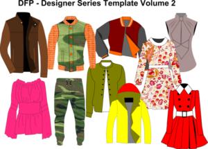 Designer Series Volume 2 - fashion designer styles