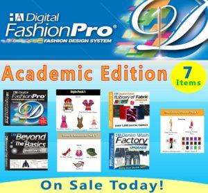 fashion design software for fcs cte fashion classes