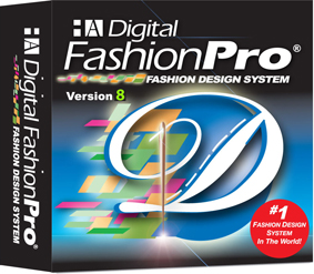 Digital Fashion Pro Clothes Designing Software Basic Edition