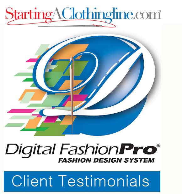 Digital Fashion Pro Client Testimonials