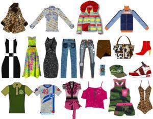 Digital Fashion Pro - Fashion Sketches and clothing designs