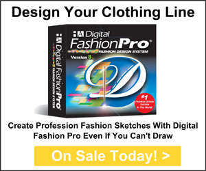 Digital Fashion Pro Fashion Illustration Design Software