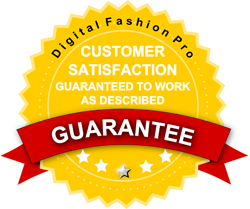 Digital Fashion Pro Quality Guarantee