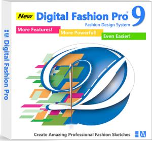 Digital Fashion Pro - Best Fashion Design Software - Design Your Own Clothing