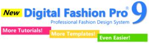Digital Fashion Pro 9 - Fashion Design Software - ultimate fashion designing program