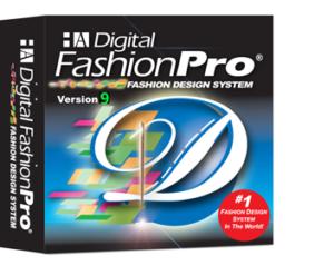 Digital Fashion Pro fashion design software - create professional fashion sketches - design your own clothing