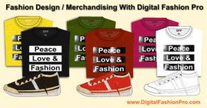 Fashion Merchandising With Digital Fashion Pro