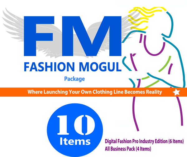 Fashion Mogul - Start Your Own Clothing Line - how to design a clothing line