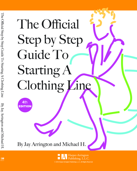 Official Step by Step Guide to Starting a Clothing Line