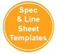 apparel spec sheets template