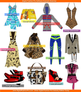Fashion Design Illustration Course