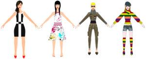 Clothing Design Software - Digital Fashion Pro