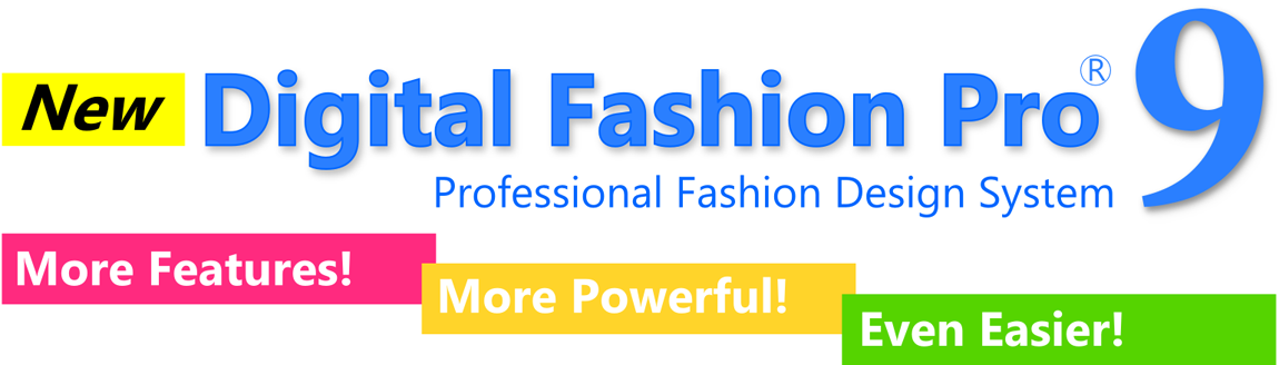 Digital Fashion Pro - How to draw fashion designs with Fashion Design Software - Clothing Templates
