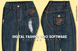 Fashion Design Software - The Digital Fashion Pro System