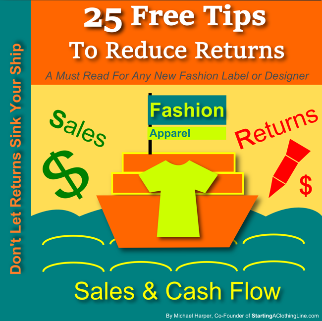 25 Free Tips to Reduce to Returns for Online Apparel Retailers