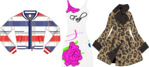 Fashion Illustration - Design Your Own Clothing