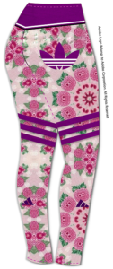 Adidas Yoga Pants - 3Dstyle