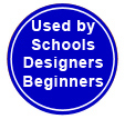 Clothing Design Software used by Schools and Colleges