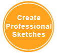Create Professional Fashion Sketches