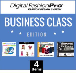 Digital Fashion Pro Business Class Edition Icon - Clothing Design Software - fashion design app