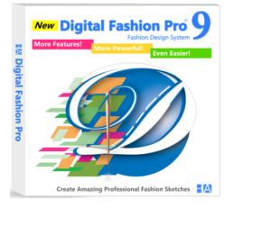 Digital Fashion Pro Fashion Design Software - Clothing Design Software App