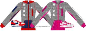Digital Fashion Pro - Fashion Design Software - Clothing Design Software - Hoodie Design Men and Womens