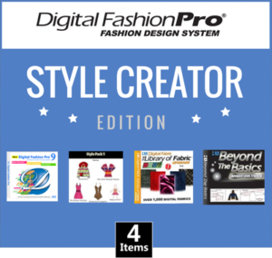 Digital Fashion Pro Style Creator Edition