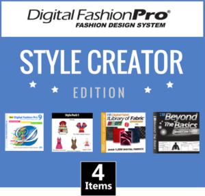 Digital Fashion Pro Style Creator Edition -sml - Icon3 - clothing design app