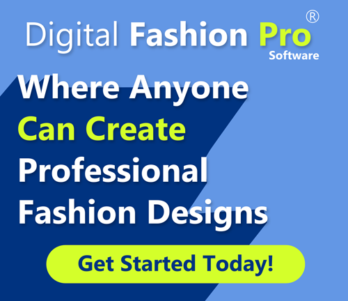 Digital Fashion Pro - Where Anyone Can Create Professional Fashion Designs