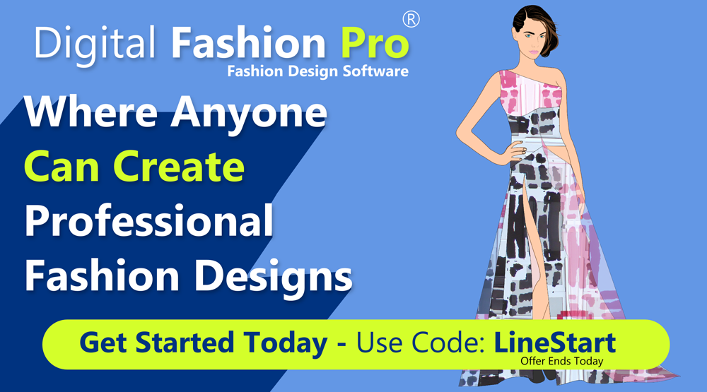 Digital Fashion Pro - Where Anyone Can Create Professional Fashion Designs - clothing design software