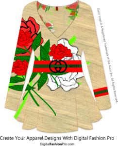 Clothing Design Software - Design by Digital Fashion Pro Fashion Design Software