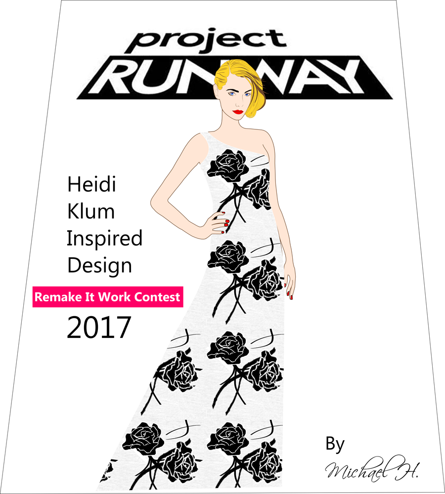 Project Runway Inspired Design - Remake It Work Contest