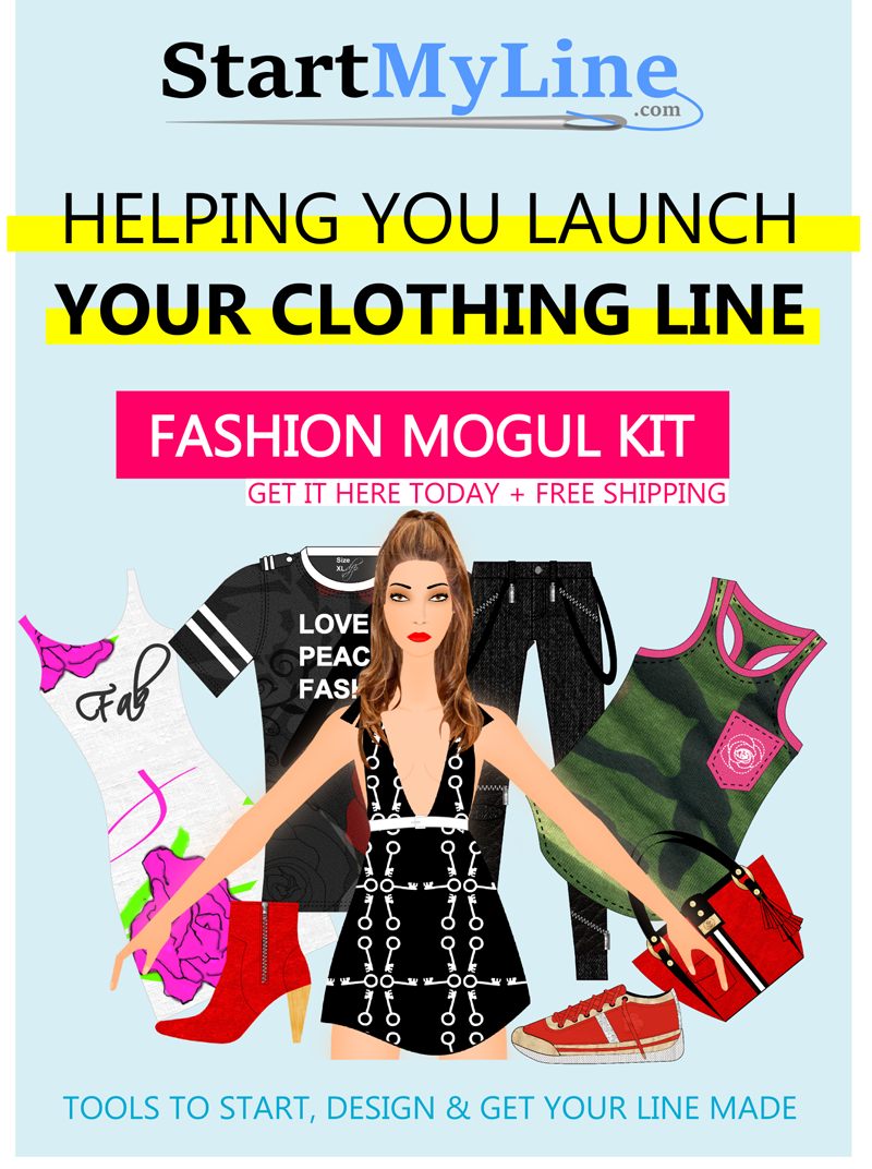 how to start a clothing line - fashion design software - fashion designing