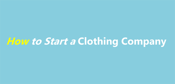 Starting Up A Clothing Business