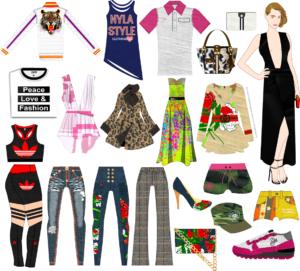 Digital Fashion Pro Clothing Line Design Software