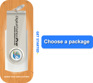 DFP - USB - Clothing Design Software - Choose a Package